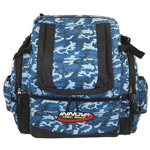 Innova Super HeroPack Backpack Disc Golf Bag - Blue Camo