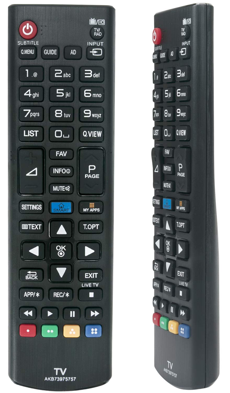 ALLIMITY AKB73975757 Control Remoto reemplazado por LG LED LCD TV ...