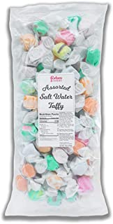 Forbes Candies Salt Water Taffy, Assorted, 1 Lb