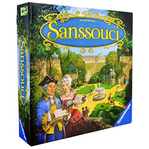 Ravensburger 26611 - Sanssouci, Brettspiel