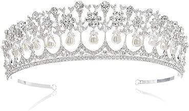 small pearl tiara