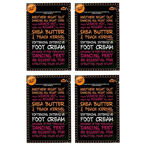 Price comparison product image NPW Retox Intensive Foot Cream - Shea Butter and Peach Kernel Fragrance (4 per Order)
