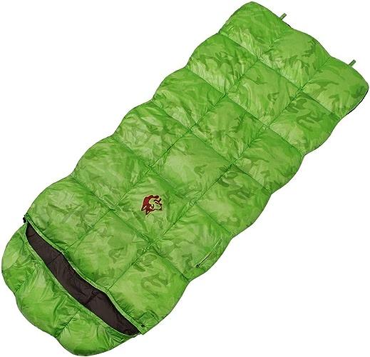 Sac couchage Trekking Compact Sac De Couchage pour Camping Randonnée Et en Extérieur Professionnel 215  85CM