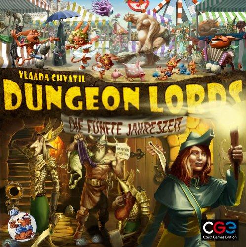 Heidelberger CZ026 - Dungeon Lords: Die fünfte Jahreszeit - Erweiterung