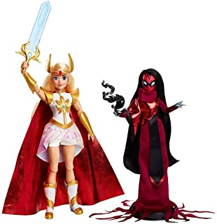 She Ra and The Princess of Power vs Shadow Weaver SDCC 2019 Exclusive Doll Set