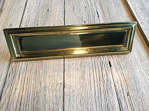 Antikas - bocacartas de latón pulido - bocacartas de alta calidad puerta de casa - bocacartas egregio - bocacartas puertas