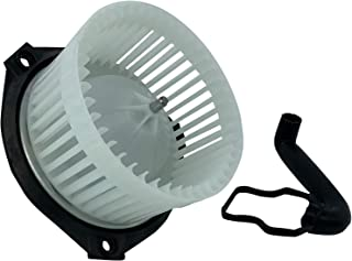 Front AC Heater Blower Motor with Fan Compatible with 01-03 Impala / 01-03 Monte Carlo - 01-03 Grand Prix - 01-05 Century...