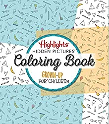 This Iconic Coloring Book Features A Nostalgic Collection Of Intricate Challenging Black And White Hidden Pictures Puzzles For Grown Up Audience