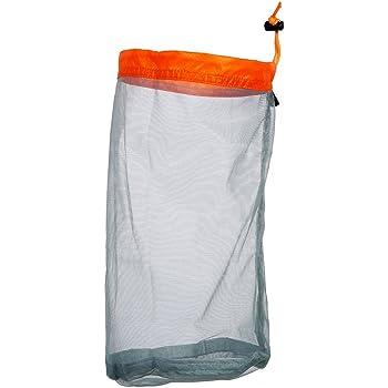 Outdoor Storage Bag Drawstring Mesh Stuff Sack Stuff Storage Bag Travel ONE