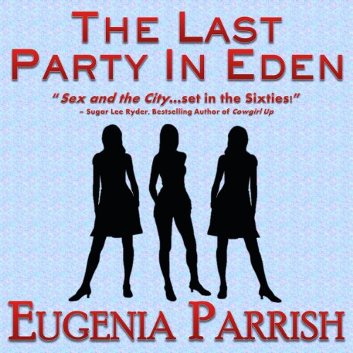 The Last Party in Eden audiobook cover art