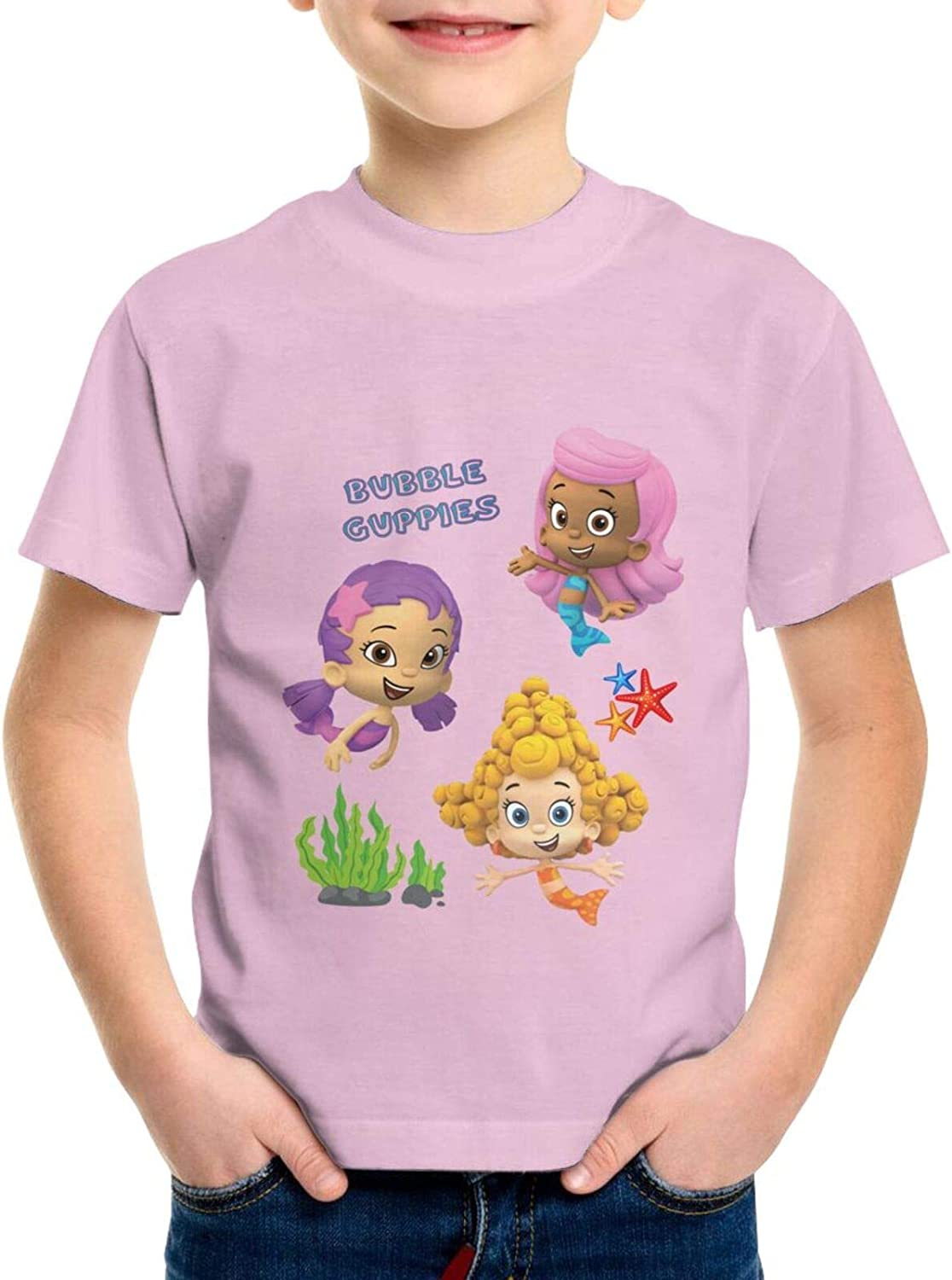 GIPHOJO Boys Girls T-Shirt Kids Tops Tees Max 58% OFF Clothing for Children Popularity