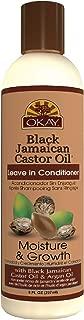 shea moisture black castor oil leave in