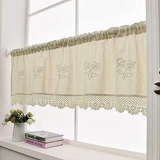 Best crochet window valance pattern Reviews