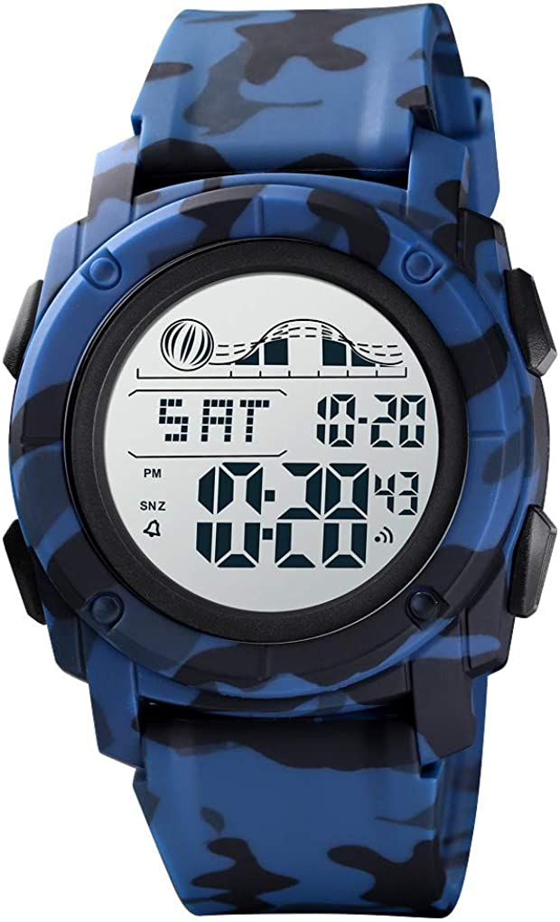 Muranba WatchesSimple Electronic Watch Multifunction Ranking TOP13 Sports Ranking TOP13