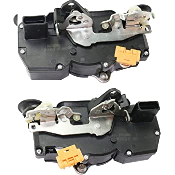 Amazon Com Door Lock Actuator Compatible With Saturn Vue 02 05 Ion 03 07 Rear Rh Integrated Automotive