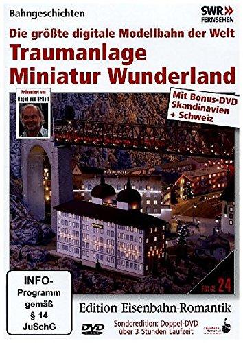 Traumanlage Miniatur Wunderland