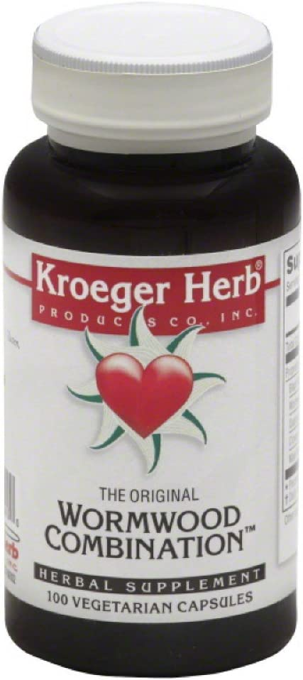 Kroeger Herb Wormwood Vcap Ranking TOP18 100 Combination New color