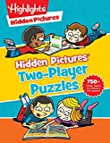 Hidden PicturesTM Two-Player Puzzles