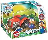 Weebledown Farm Wobbily Tractor