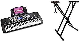 RockJam 54-Key Portable Keyboard with Rockjam Xfinity Heavy