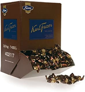 Karl Fazer Dark Chocolate - 70% Cocoa - Chocolates - Pralines - Candy - Box