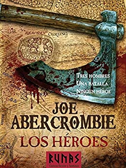 Los héroes - Joe Abercrombie 61p8aaWHCbL._SX260_