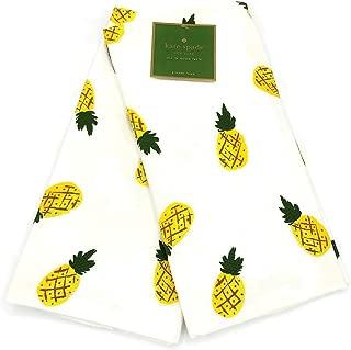 Kate Spade 2 Pk. Kitchen Towela Pineapples 100% Cotton
