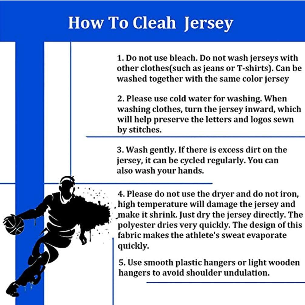 SHR-GCHAO Brooklyn Nets 7# Kevin Durant Baloncesto Uniforme de Baloncesto Conjunto Jersey Uniformes de Secado r/ápido Transpirable Baloncesto Regalo para los Fans,5XL