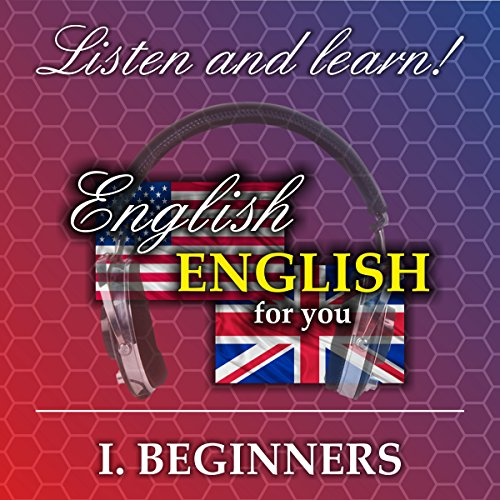 English for you 1: Beginners Titelbild