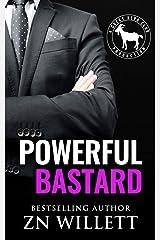 Powerful Bastard: A Hero Club Novel Kindle Edition