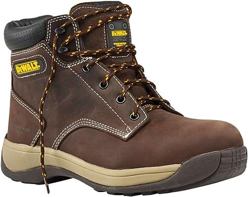 Bolster DeWalt Chaussures de de sécurité Marron Taille 12  80% de réduction