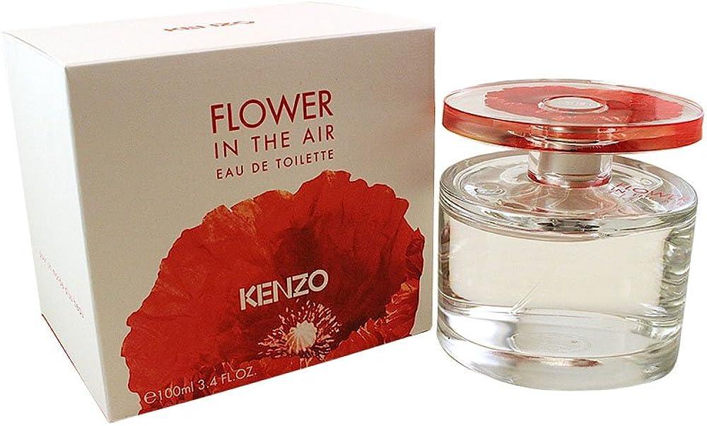Kenzo flower in the air, eau de toilette  per donna , 100 ml 10001183