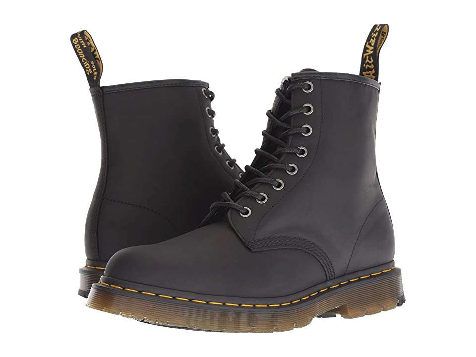 Dr. Martens 1460 Wintergrip (Black Snowplow Waterproof) Men