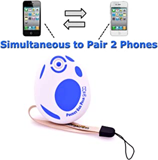 Pocket Egg Pair Auto Catch for Pokemon GO Plus Pair to Two Phones with Bluetooth Catcher for Android 8.1 iPhone 12.0 (Upgraded Version)
