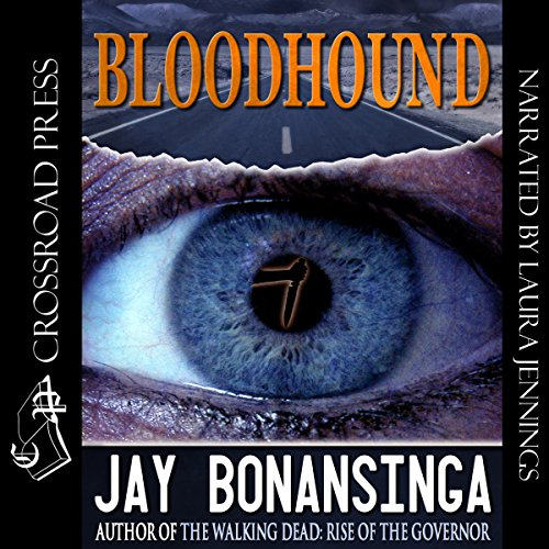 Bloodhound audiobook cover art