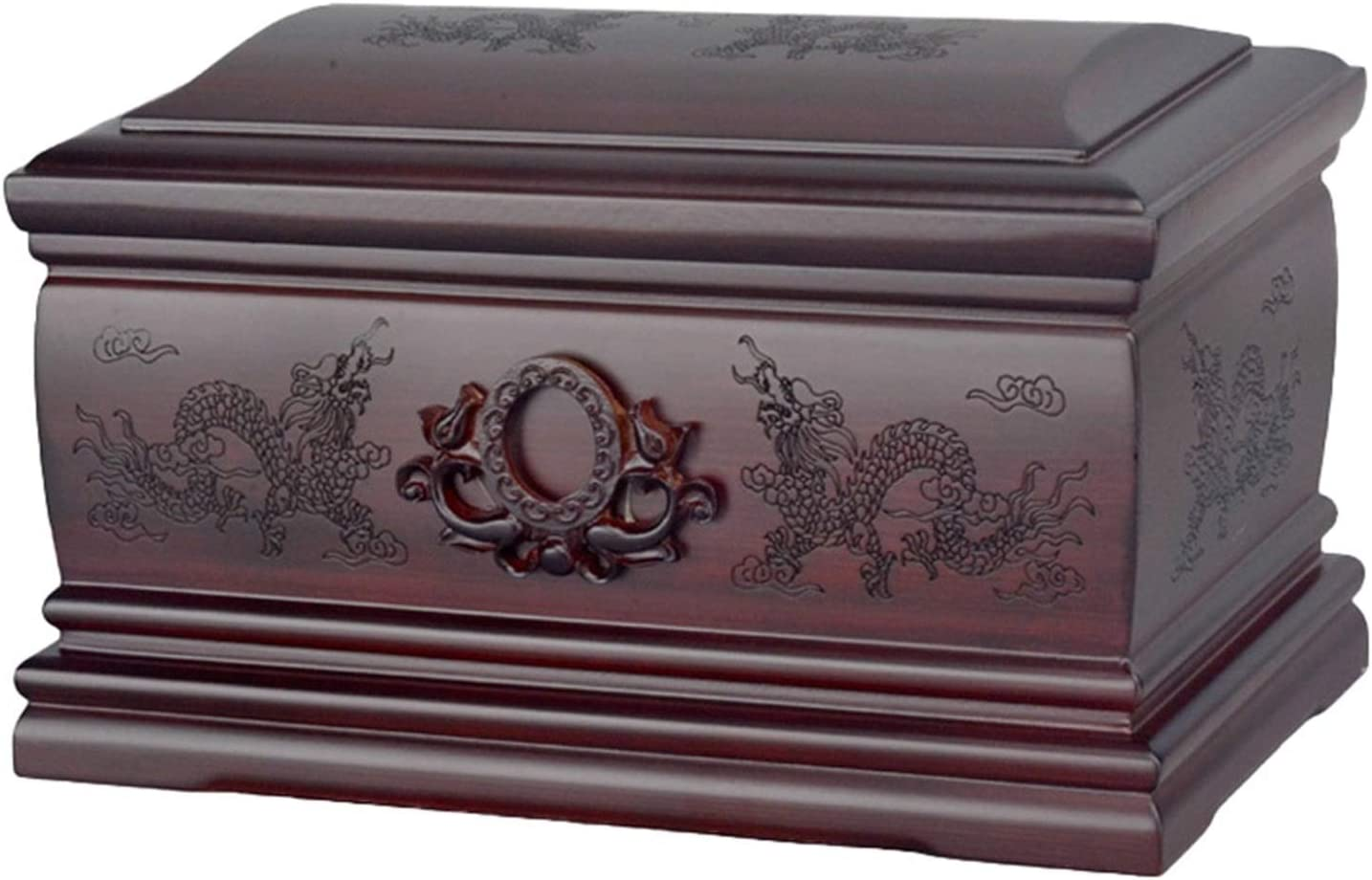 BDBT Hand Carved Urn Urns for Ur Ashes Human Max quality assurance 72% OFF Cremation Rosewood