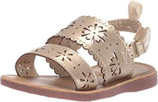 OshKosh B'Gosh Kids Aditi Girl's Floral Cut-Out Sandal