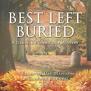 Best Left Buried audiobook cover art