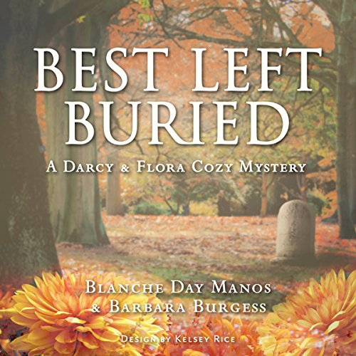 Best Left Buried audiobook cover art