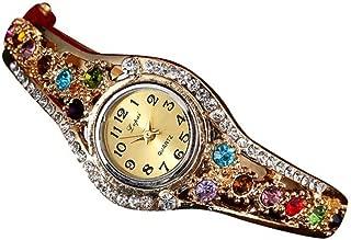 Hot Sale! Bracelet Watch,Women Luxury Jewelry Rhinestone Diamond Wrist Watches