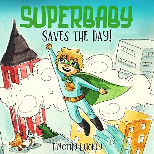 SUPERBABY Saves the Day!