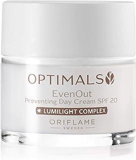 Oriflame Optimals Preventing Even Out Day Cream Spf 20