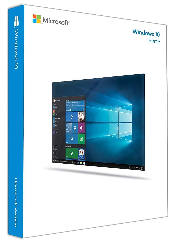 Windows 10 Home USB 64 bit | English | License | USB Flash Drive | Windows 10 Home 32 bit / 64 bit New | 1 PC