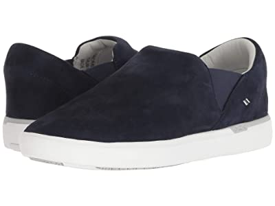 KIZIK Paris (Navy Suede) Women