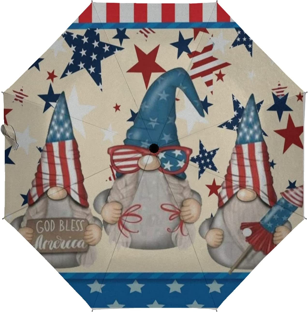 Golf Some reservation Umbrella American Washington Mall Memorial Eagle Independence Day Firework