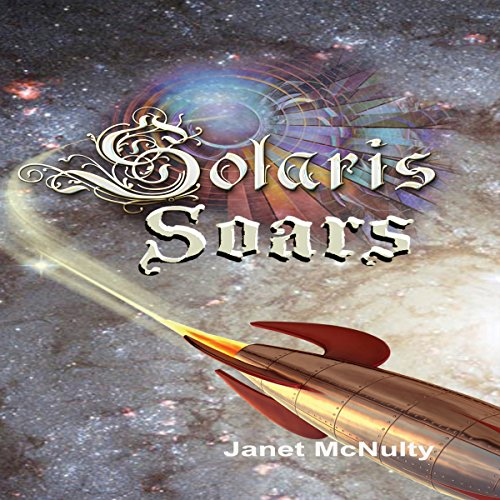 Solaris Soars audiobook cover art