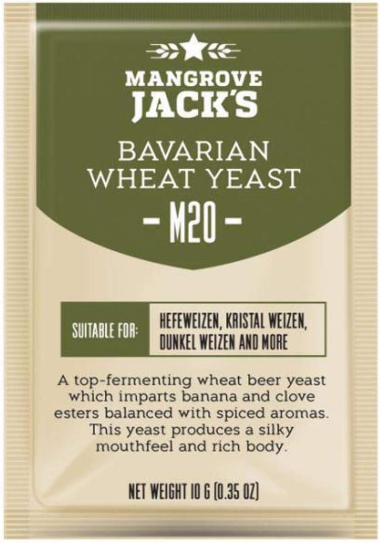 Mangrove NEW before selling ☆ Jack's Bavarian Fashion Wheat Dry M20 Yeast