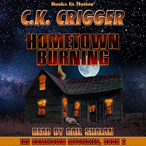Hometown Burning cover art
