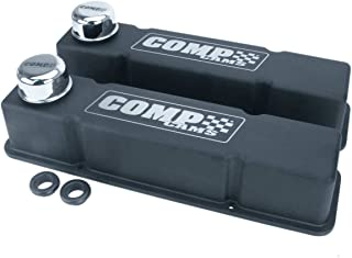 Competition Cams 280 Die Cast Aluminum Valve Covers for Small Block Chevrolet
