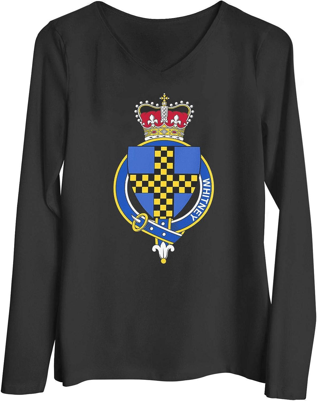 HARD EDGE DESIGN Women's English Garter Family Whitney T-Shirt
